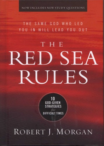 Red Sea Rules by Morgan, Robert