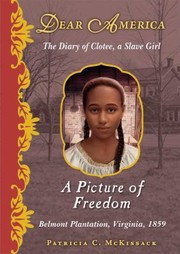 A Picture of Freedom: The Diary of Clotee, a Slave Girl