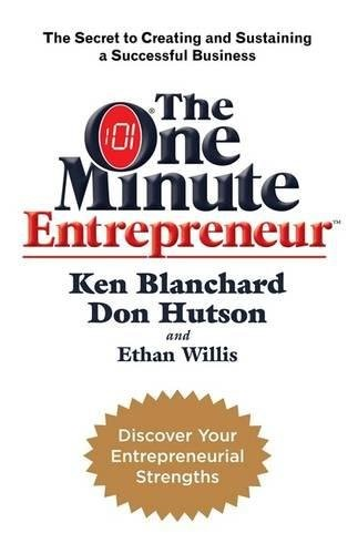 the one minute entrpreneur