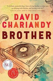 Book cover for Brother by David Chariandy