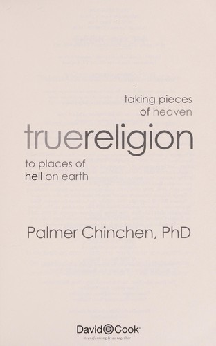 True Religion by Chinchen, Palmer