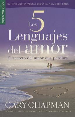 Libro de segunda mano: Los 5 Lenguajes Del Amor El Secreto Del Amor Que Perdura