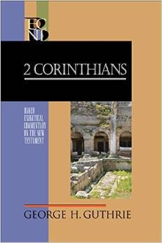 2 Corinthians (ECNT) Baker by Guthrie, George H.