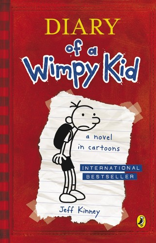 Libro de segunda mano: Diary of a Wimpy Kid : Greg Heffleys journal
