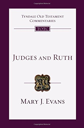 Judges and Ruth (TOTC) by Evans, Mary J.