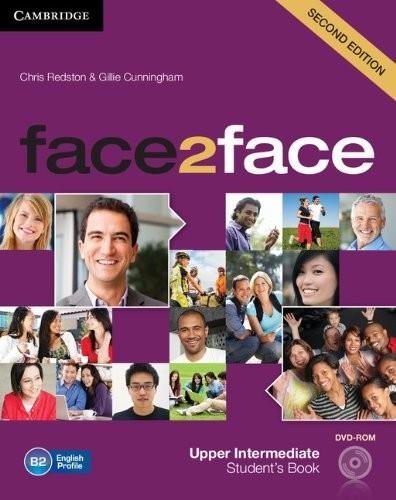 Libro de segunda mano: face2face Upper Intermediate Students Book with DVD-ROM