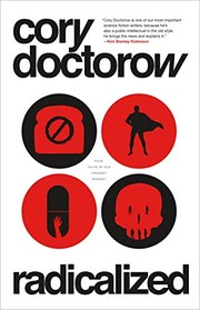 Book cover for Radicalized by Cory Doctorow