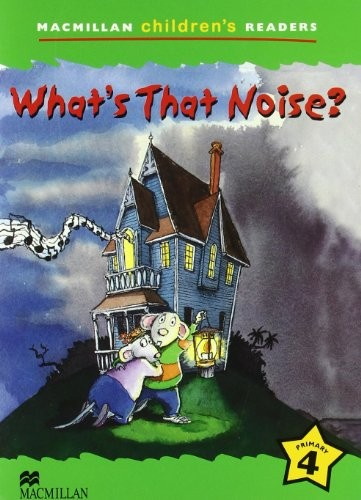 Libro de segunda mano: Whats that noise?