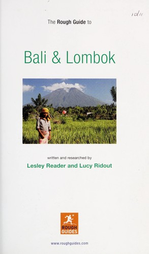 The Rough Guide to Bali & Lomb