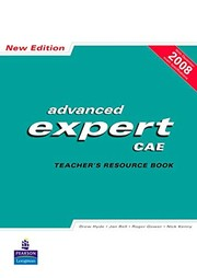 Advanced Expert CAE New Edition Teacher's Resource Book