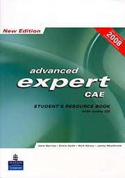 Advanced Expert CAE New Edition Student's Resource Book + w/out key + CD