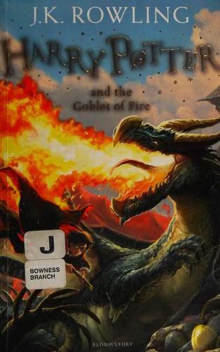 Libro de segunda mano: Harry Potter and the Goblet of Fire