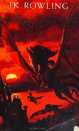 Libro de segunda mano: Harry Potter and the Order of the Phoenix
