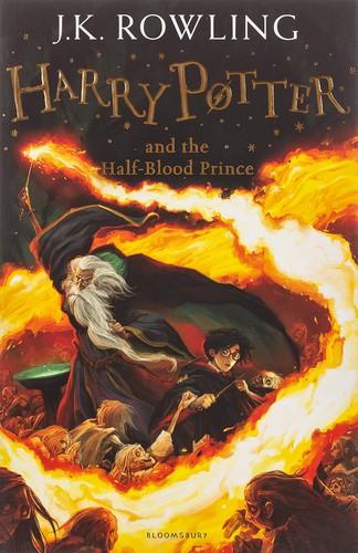 Libro de segunda mano: Harry Potter and the Half-Blood Prince