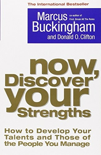 now discover's your strengths