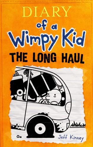 Libro de segunda mano: diary of a wimpy kid the long haul / diario de greg