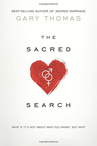 Sacred Search by Thomas, Gary