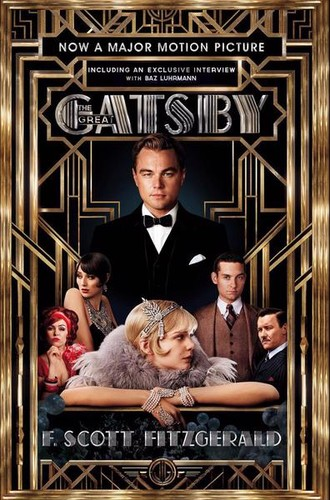 The Great Gatsby Film Tie-in Edition