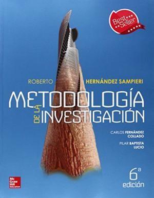 Libro de segunda mano: Metodologia de la investigacion. - 6. edicion*