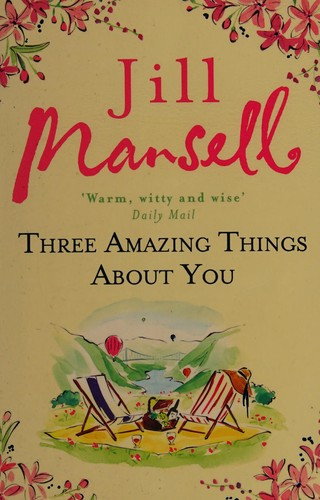 Libro de segunda mano: Three amazing things about you