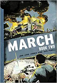 Cover of March, Book Two