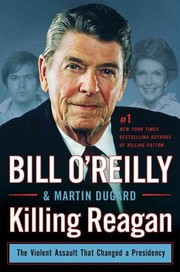 Killing Reagan book cover