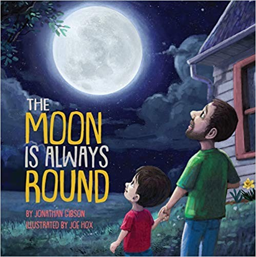 The Moon is Always Round by Gibson, Johathan