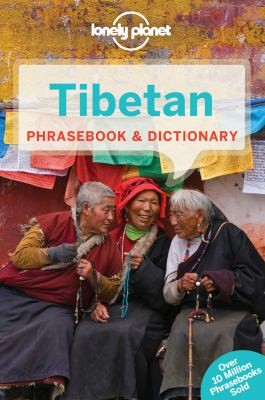 Tibetan Phrasebook and diction