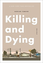 Book cover for Killing and Dying by Adrian Tomine