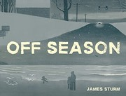 Book cover for Off Season by James Sturm