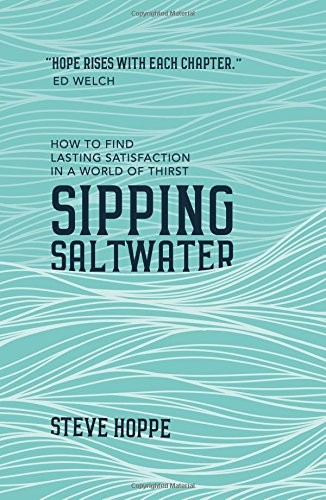 Sipping Saltwater by Hoppe, Steve