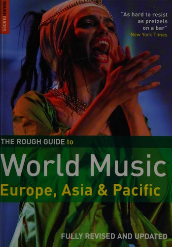 Rough Guide to World Music Europe, Asia & Pacific