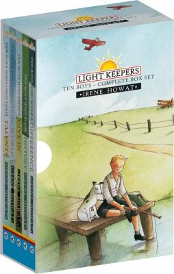 Ten Boys Lightkeepers Boxed Set by Howat, Irene