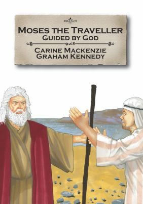 Moses the Traveller by Mackenzie, Carine