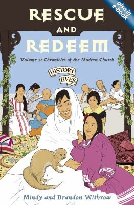 Rescue and Redeem by Withrow, Mindy & Brandon