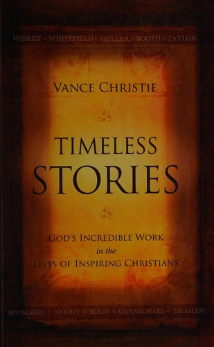 Timeless Stories by Christie, Vance