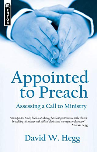 Appointed to Preach by Hegg, David
