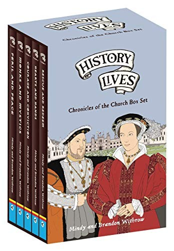 History LIves Chronicles of the Church Box Set by Withrow, Brandon & Mindy