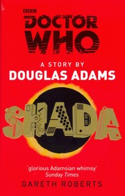 Doctor Who: Shada book cover