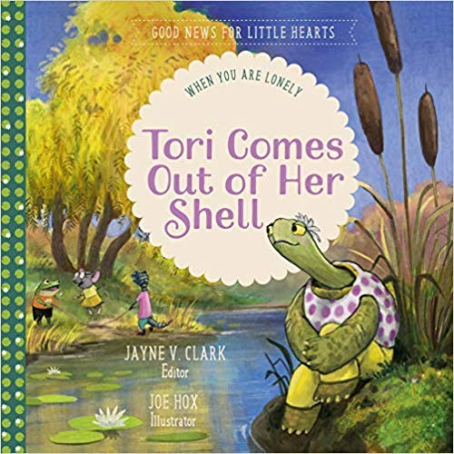 Tori Comes Out of Her Shell by Clark, Jayne V.