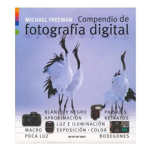 Libro de segunda mano: Compendio de fotografía digital