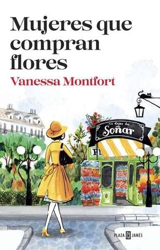 Libro de segunda mano: Mujeres que compran flores