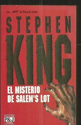Libro de segunda mano: El Misterio de Salems Lot