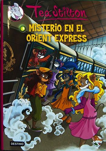 Libro de segunda mano: Misterio en el Orient Express