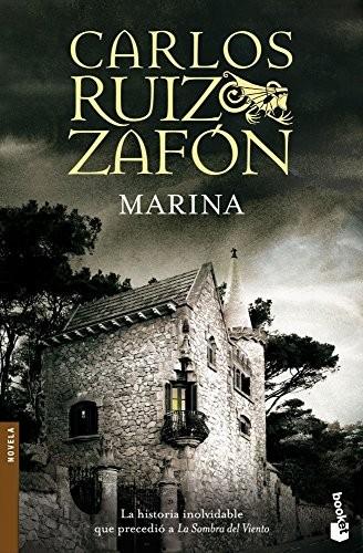 Libro de segunda mano: Marina