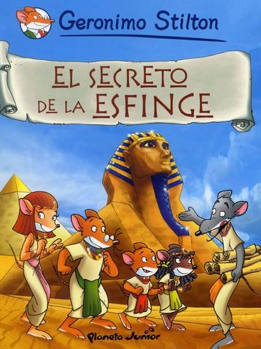 Libro de segunda mano: El secreto de la esfinge
