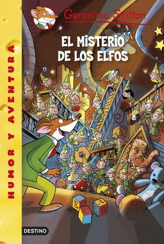 Libro de segunda mano: El misterio de los Elfos