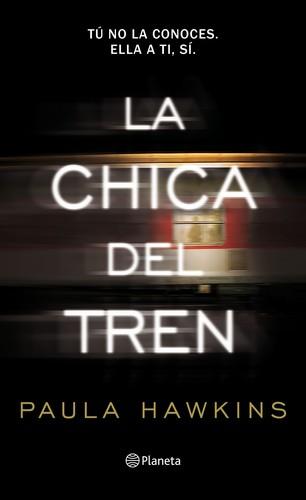 Libro de segunda mano: La chica del tren.