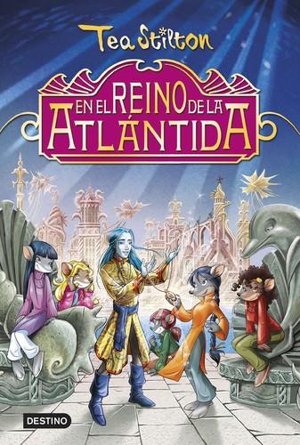 Libro de segunda mano: En el reino de la Atlantida