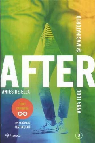 Libro de segunda mano: After Antes de ella